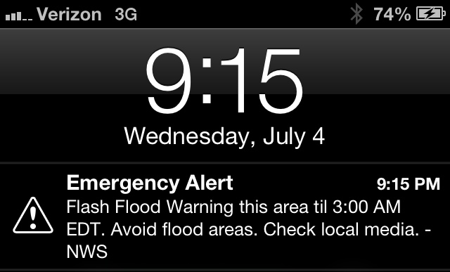 emergency alerts iphone ios 6 delivers emergency alerts to iphone users 3459