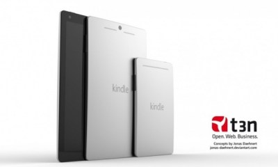 Kindle Fire 2 concept