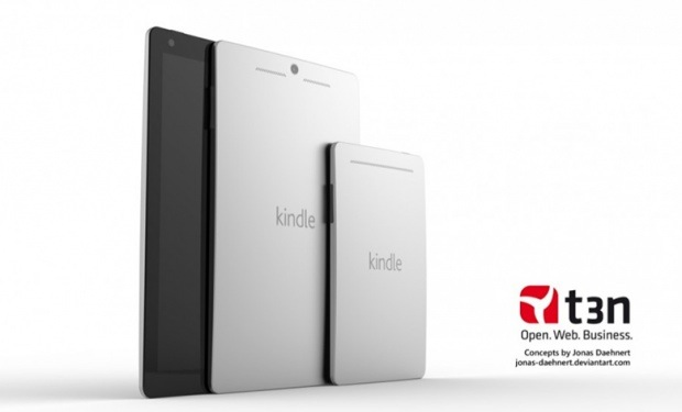 Kindle Fire 2 concept