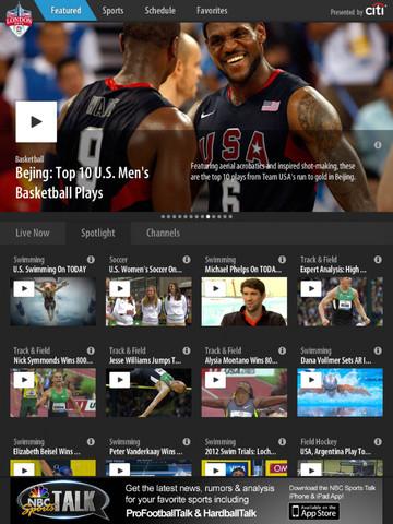NBC Olympics Live Extra