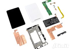 Nexus 7 teardown