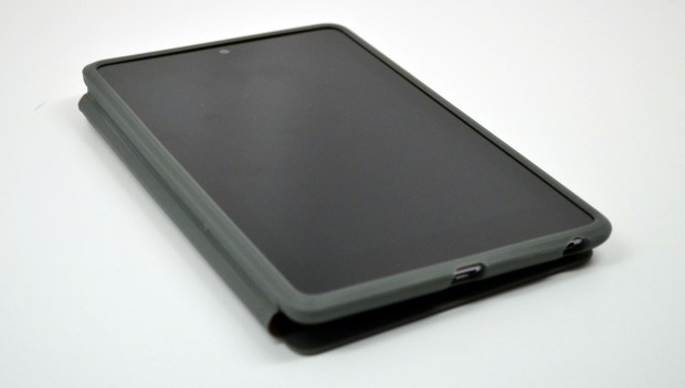 Official Nexus 7 Case Review - open folded back
