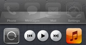 Multitasking Music Control