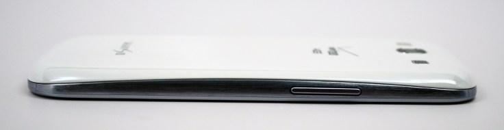 Verizon Galaxy S III Side