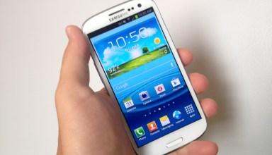 Verizon Samsung Galaxy S III review