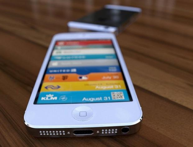 iPhone 5 smaller dock