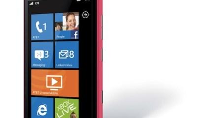 Pink Lumia 900 Hitting AT&T on July 15th