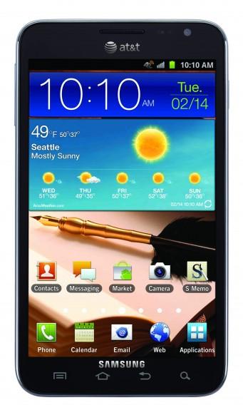 ATT_i717_Galaxy_Note_front