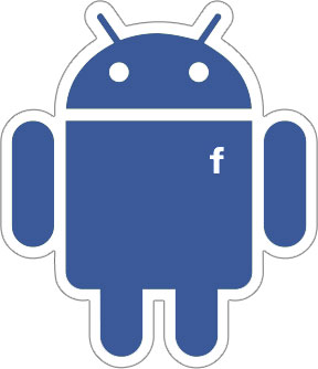 Blue-Facebook-Android