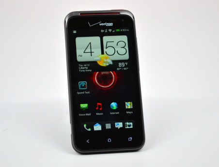 Droid Incredible 4G LTE Front