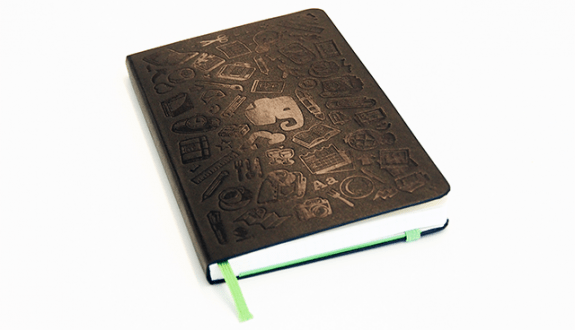 Evernote Smart Notebook by Moleskin