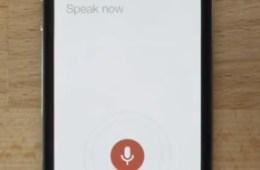 Google Search Voice Search