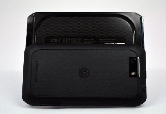 Motorola Photon Q 4G LTE Review - back