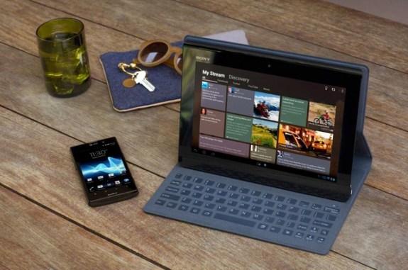 Sony Xeria Tablet S