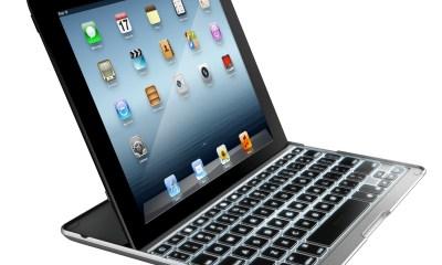 ZAGGKeys Pro Plus Backlit iPad Keyboard