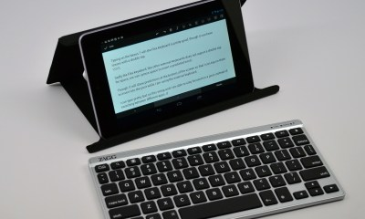 Zagg Flex Keyboard Review - Nexus 7 use