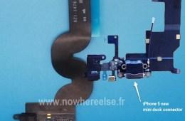 iPad Mini dock connector