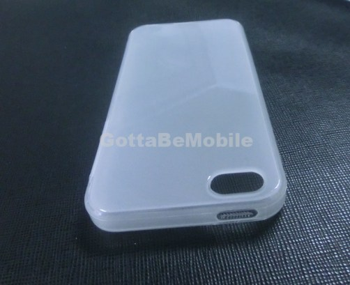 iPhone 5 case Camera opening