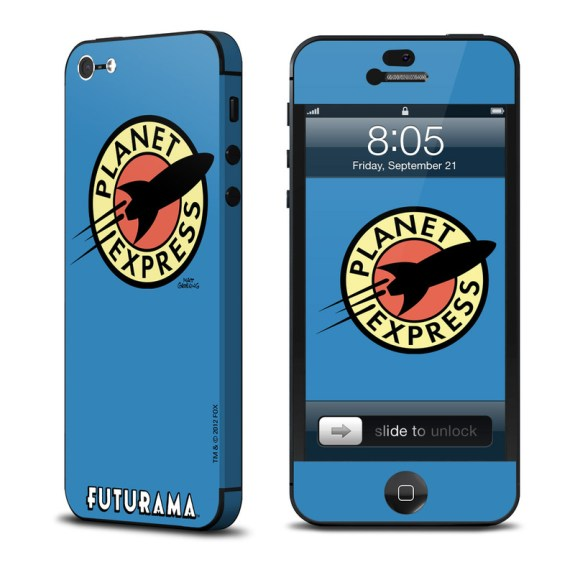 Futurama IPhone 5 Skin