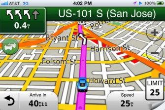Garmin Adds Google Street View To iOS Apps