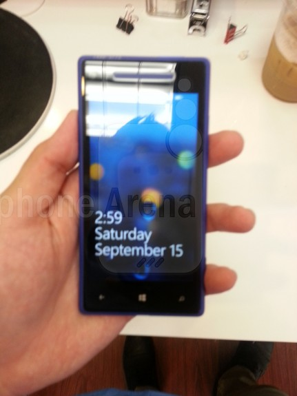 HTC 8X Verizon leak