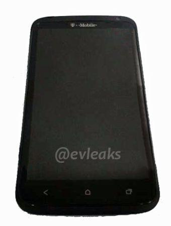 HTC One X+ leak