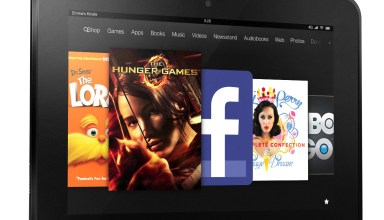 Kindle Fire HD with 4G LTE