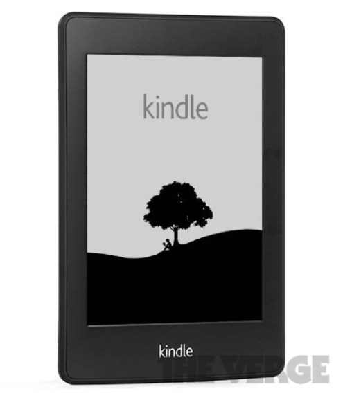 Kindle Touch Paperwhite