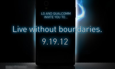 LG September 19 invitation