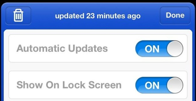 PassBook on iOS 6 - 1