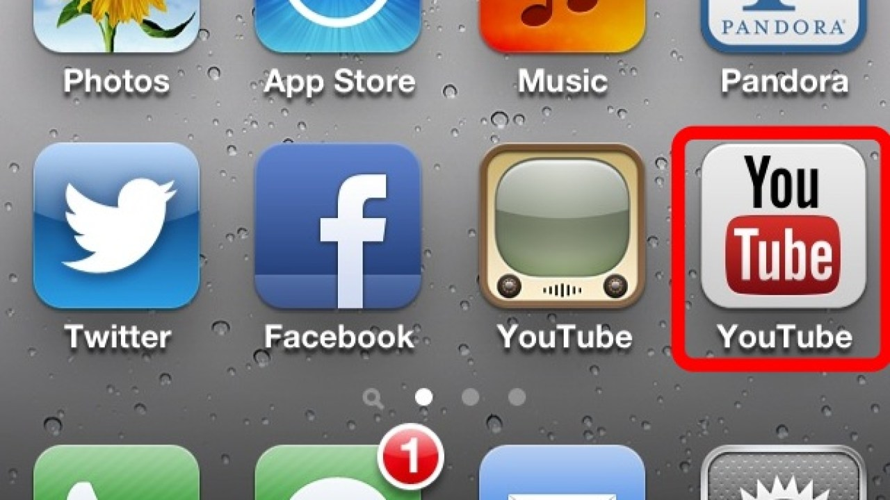 How to Get YouTube Back On iOS 6