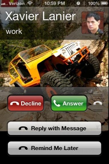 Smarter Phone App