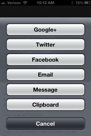 YouTube iPhone App iOS 6 iPhone 5 - 3
