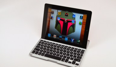 ZAGGKeys Pro Plus Review - Backlit iPad Keyboard - 04
