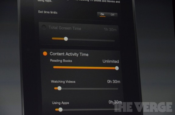 amazon kindle fire limits