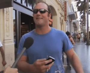 fake iPhone 5 Jimmy Kimmel