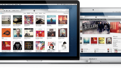 itunes new edge to edge design