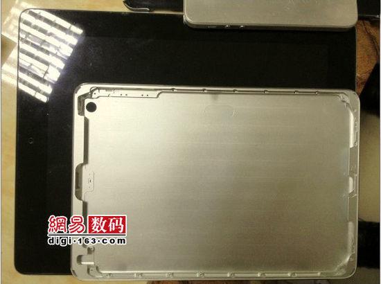 iPad Mini and iPhone 5 Size and Camera