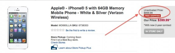 iPhone 5 Best Buy