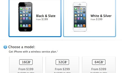 iPhone 5 pre-order 2 million October