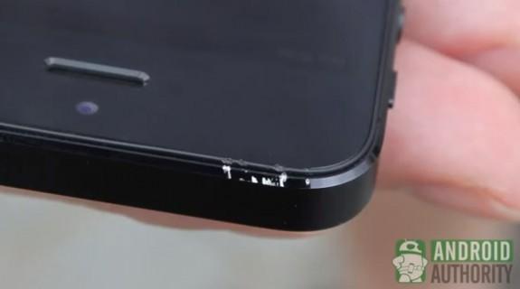 iphone 5 drop test