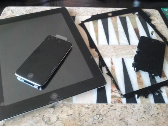 iphone and iPad repair
