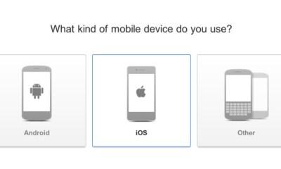 Google Wallet iPhone