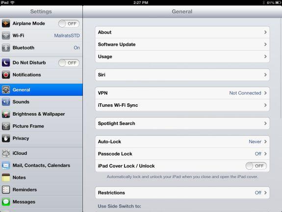 How to Lock IPad to a Single App - Kid Mode - 2