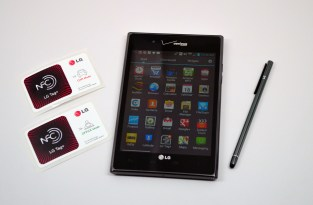 LG Intuition Review - 08