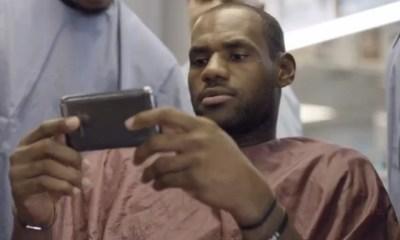 LeBron James Samsung Galaxy Note II