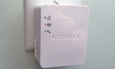 Netgear WiFi Booster for Mobile Review - 1