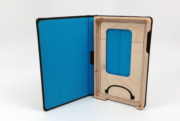 Portenza BookCase for Nexus 7 review - 1
