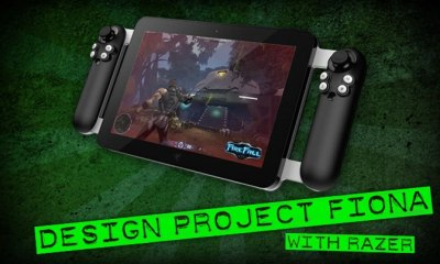 Razer Project Fiona tablet