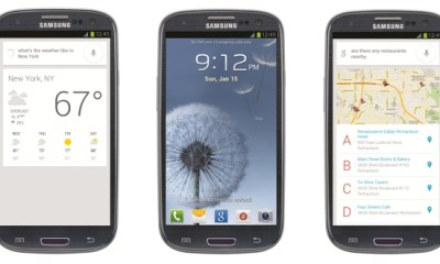 Samsung Galaxy S III with Jelly Bean
